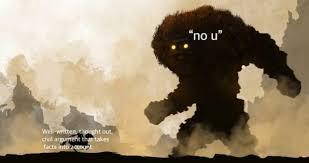 No U Meme - dopl3r com memes no u thought out civil argument that takes