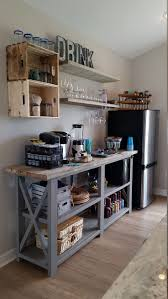 Basement Kitchen Designs Best 25 Beverage Center Ideas On Pinterest Small Hair Salon