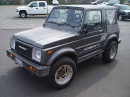 samurai jeep for sale suzuki samurai history photos on better parts ltd