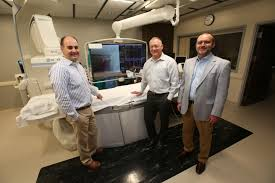 Hutch News Classifieds New Equipment At Hutchinson Cath Lab Offers Better Image
