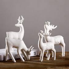 modern living room minimalist fashion ceramic ornaments creative