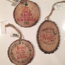 ready to ship ooak ornaments script live laugh wire work