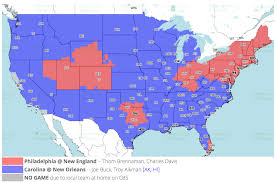 New England On Map by Philadelphia Eagles New England Patriots Game Time Info
