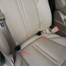 sieges isofix 4 pcs lot verrou guide passager voiture sièges de sécurité pour