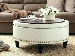 storage ottoman reversible top fancy ottoman with tray on top reversible ottoman coffee table noble