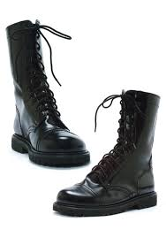 motorcycle footwear mens black combat boots