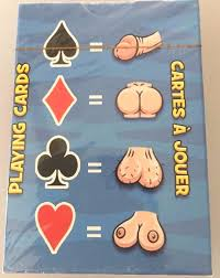cards buts balls deck