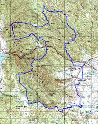 philmont scout ranch map high adventure topo maps via gmap4 the netcommish