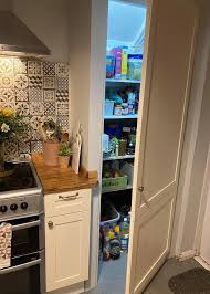 how to build shaker style kitchen cabinets be inspired by this diy shaker style kitchen makeover