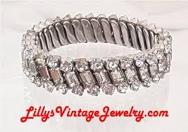 vintage jewelry bracelet images Lilly 39 s vintage jewelry marked bracelets 3 JPG