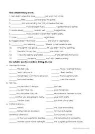 14 free esl linking verbs aka copulas e g i am a student