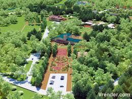 site plan design 3d architectural site plan rendering digital 3d site plans