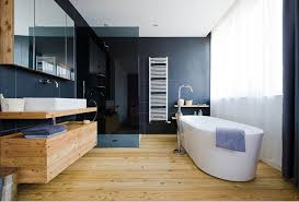 Wood Bathroom Ideas 20 Beautiful Master Bathrooms With Wood Floors Wood Bathroom