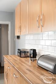 a bright and clean kitchen refresh with wickes a mummy too norma