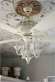awesome chandelier with ceiling fan attached 51 for your interior
