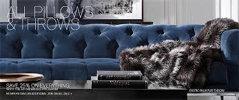 fur throws for sofas all pillows throws rh modern