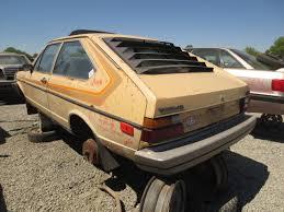 volkswagen hatchback 1980 junkyard find 1979 volkswagen dasher diesel the truth about cars