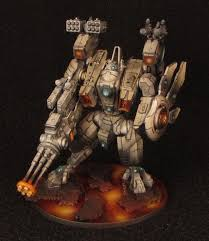 how to paint riptide battlesuit tutorial by medows youtube