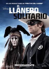 El llanero solitario (The Lone Ranger) ()