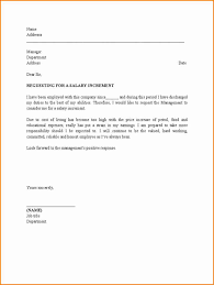 format of request letter to company 5 request letter for salary increment simple salary slip
