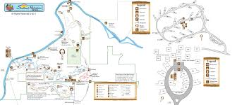 Colorado Bend State Park Map by Chattahoochee Bend State Park Rv Resort Guest Guide Mobilerving