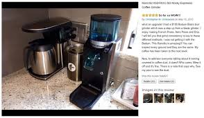 Kitchenaid Burr Coffee Grinder Review 9 Of The Best Burr Grinder Options On Amazon Buy Don U0027t Buy