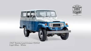 toyota motor company 1967 toyota land cruiser fj45lv restoration by the fj company