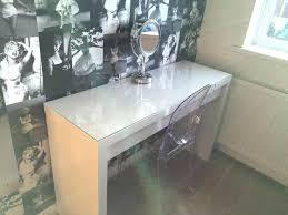 glass top vanity table glass top makeup vanity table holhy com