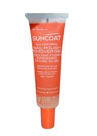 natural nail polish remover gel suncoat products