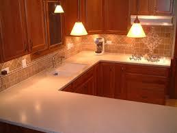 Sealingenhancing Tumbled Travertine Kitchen  Bath Remodeling - Sealing travertine backsplash