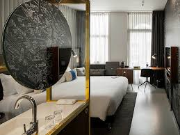 Luxury Design by Luxury Hotel Amsterdam Ink Hotel Mgallery By Sofitel