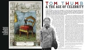 tom thumb and the age of
