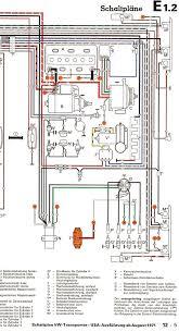1971 vw bus wiring diagram 1971 super beetle wiring diagram wiring
