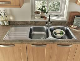 Lamona Hayeswater Double Sink Kitchen Sink Howdens Joinery - Double sink for kitchen