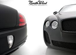 matte red bentley project exodus matte black bentley supersports wrap northwest