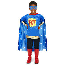 Halloween Costumes Boy Kids Pop Art Comic Super Hero Pow Boy Child Costume Buycostumes