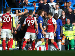 Hit The Floor Ratings - chelsea vs arsenal five things we learned as gunners and 10 man