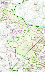 Map Of Loudoun County Va Richmond Sunlight Senator Jennifer Wexton D Leesburg