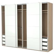 triskom v 2 leather dvd storage cabinet with doors by wayfairikea