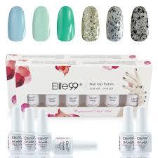 online shop elite99 6pcs set quick drying chinese nail art designs
