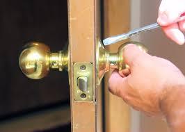 Bathroom Door Handles How Does A Bathroom Door Lock Work