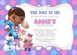 doc mcstuffins birthday amazing doc mcstuffins birthday invitations for doc birthday