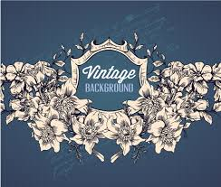 elegant vintage background set 09 u2013 over millions vectors stock