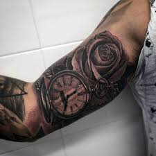 100 rose tattoo on elbow meaning 95 best rose tattoo