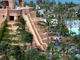 Atlantis Bahamas by Pyramid Slide Atlantis Bahamas Travel 1 Will Visit Someday