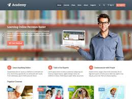 free online home page design 40 best education wordpress themes 2018 athemes