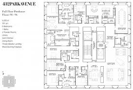 432 park avenue floor plans new york usa what kind of penthouse does 95 million buy in new york city bidernet