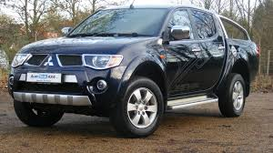 mitsubishi triton 2008 2008 mitsubishi l200 2 5 did animal double cab pick up for sale in