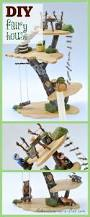 diy project how to make a toy tree house tree houses playrooms