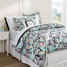 Black And White Paisley Comforter Haven Ashby Havenashby On Pinterest